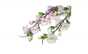 Flori artificiale, crengute mari de