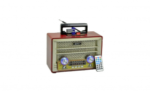 Radio portabil retro vintage