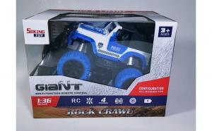 Masina ROCK CRAWL Cu Telecomanda 4WD