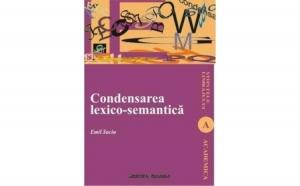 Condensarea lexico-semantica, autor Emil Suciu