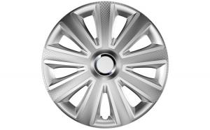 Capace roti auto Aviator Carbon RC 4buc - Argintiu - 14''