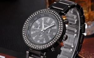 Ceas Dama - BSL845 - black, la doar 79 RON in loc de 158 RON