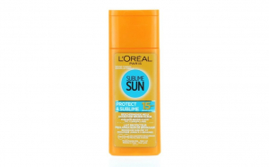 Lapte solar L'oreal Protect&Sublime SPF, Reducerile Verii
