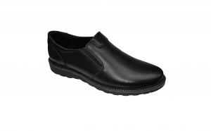 Pantofi din piele naturala de toamna
