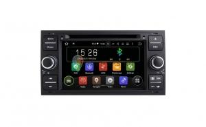 Navigatie de 7 Inch Android 7.1.1. pentru Ford/Mondeo/Focus/Transit/C-MAX/S-MAX/Fiesta
