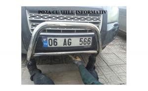Bullbar inox compatibil VW TOUAREG 2002 COD: K38
