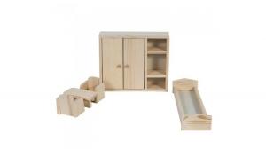 Mobilier dormitor natur, AC 1020