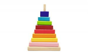 Piramida Montessori AC1025