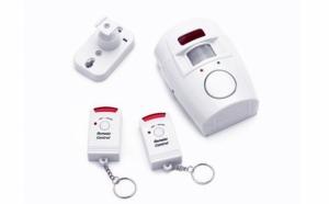 Sistem de alarma cu 2 telecomenzi