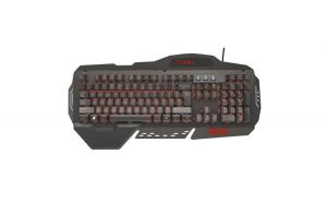 Tastatura gaming Trust Gaming GXT850 cu