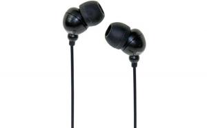 Casca in ureche 3.5mm negru  Plugz