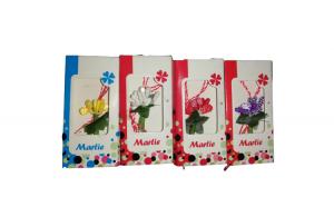 Martisor Motiv Floral V6 Buchet Diverse, Martie, luna femeii, Martisoare & Flori