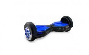 Hoverboard 8 inch Neo, Bluetooth, boxe, lumini, albastru, RESIGILAT