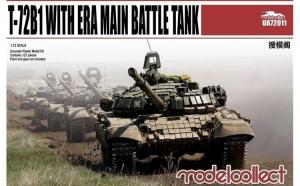 1:72 T-72B1 with ERA main battle tank
