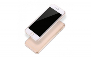 Husa Apple iPhone 7 Plus/8 Plus Flippy Full Tpu 360 Transparent