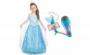 Rochie fetite Elsa 651401 + Microfon Tube Superstar FB579UVL06C