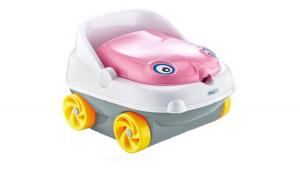 Olita muzicala multifunctionala BabyJem Car Pink