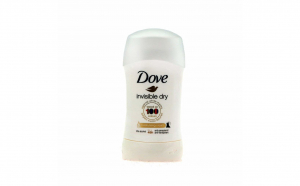 Deodorant antiperspirant stick Dove Invisible Dry 48h 40ml