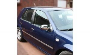 Ornamente crom oglinda VW Golf 4