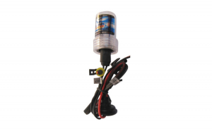 Kit Instalatie Xenon tip H7, lumina alba 6000k ,balast Slim ,tensiune 9-16v,pputere 35kw