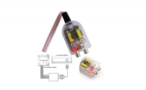 Convertor nivel semnale audio KA-28