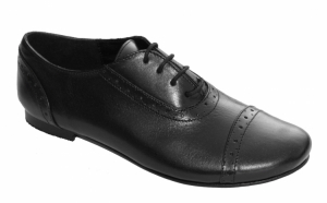 Pantofi din piele naturala - dama