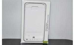 Baterie Suplimentara Samsung SII Alba 2000mAh, la doar 65 RON in loc de 130 RON