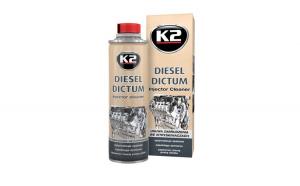 Aditiv diesel K2 DIESEL DICTUM 500ml