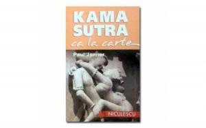 Kamasutra ca la carte, autor Paul Jenner