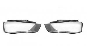 Set 2 sticle faruri pentru Audi A4 B8