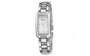 Ceas dama Kimio TG027 argintiu alb