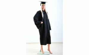 Set absolvire: roba + toca + esarfa