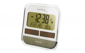 Ceas solar cu termometru, calendar