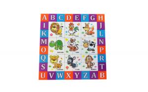 Joc Smart Puzzle animale cu abecedar, 166BZ