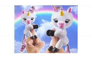 Jucarie inteligenta si distractiva, Happy Unicorn Finger