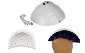 Lampa UV pentru uscarea gelului si a ojei semipermanente