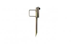Suport metalic pentru umbrela de soare
