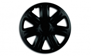 Set capace roti 14` negre comfort