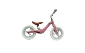 Bicicleta fara pedale Skillmax 12 inch pentru copii Pink