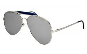 Ochelari de soare Outdoorsman Argintiu Oglinda - Argintiu