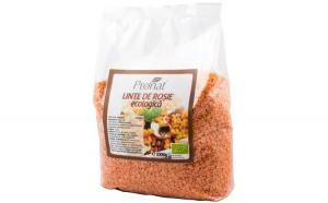 Linte rosie Bio, 1000 g