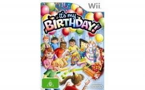 It's my birthday -
