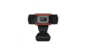 Camera Web, Wide Full HD 1080p Cu Microfon Incorporat, USB 2.0, Plug And Play, Pentru PC Sau Laptop