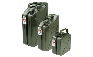Canistra combustibil metal 20L