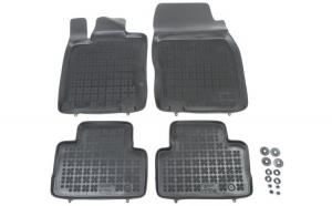 Set covorase cauciuc stil tavita Nissan Qashqai II 11.13- Rezaw