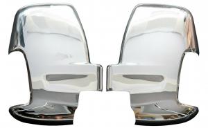 Ornamente crom oglinda Ford Transit 7