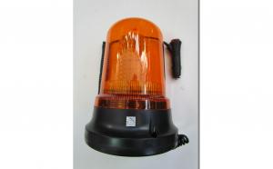Girofar cu magnet cu 120 LED Portocaliu 12-24V