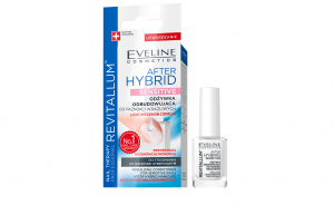 Tratament unghii Eveline Cosmetics After Hibrid Sensitive - 12 ml