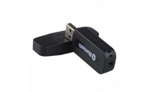 Adaptor Bluetooth Cu USB Si Jack 3.5 mm. Pentru Device-urile Fara Conexiune Bluetooth Black Friday Romania 2017