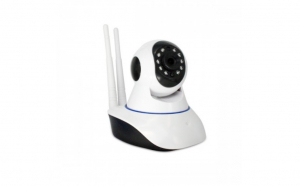 Camera de supraveghere IP Wireless rotativa baby monitor